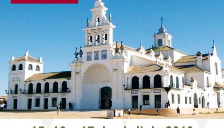 Seminario sobre El Rocío en la Universidad de Huelva.