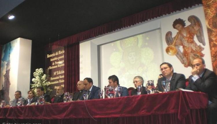 Domingo 11 de abril – Asamblea General de Hermandades del Rocío