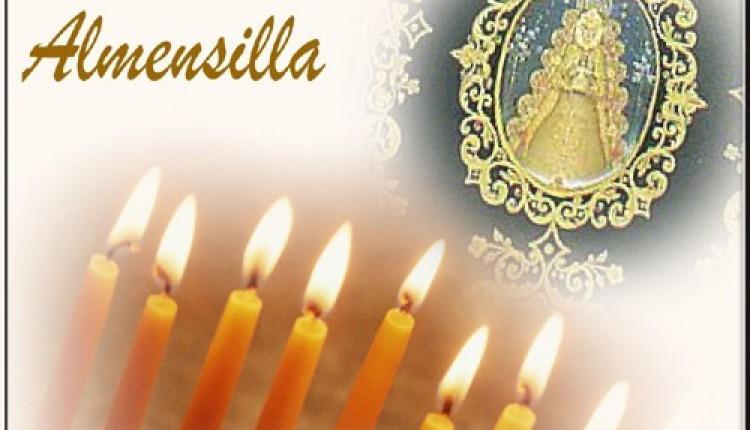 Hermandad de Almensilla – Solemnes cultos, Triduo, Rosario y Pregón