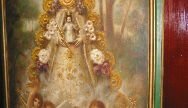 Hermandad de Sevilla El Salvador – Solemnes cultos durante los días 4 al 8 de mayo de 2010