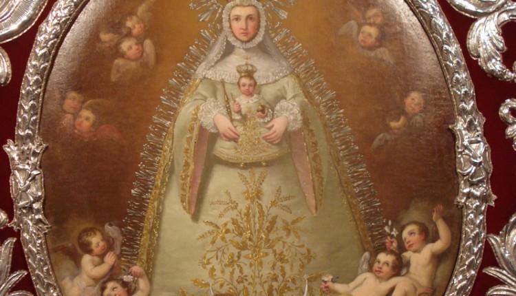 Hermandad de Villamanrique – Santo Rosario de la Aurora con el Bendito Simpecado de 1766