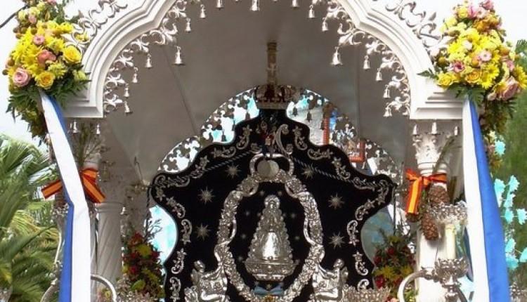 Real, Ilustre, Antigua y Fervorosa Hermandad de Ntra. Sra. del Rocío de Benacazón -SANTO ROSARIO