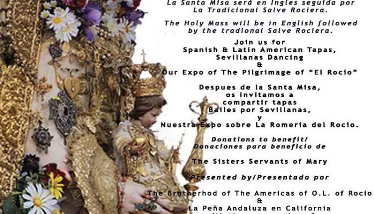 Hermandad de Las Américas de Nstra. Sra. del Rocío – Santa Misa