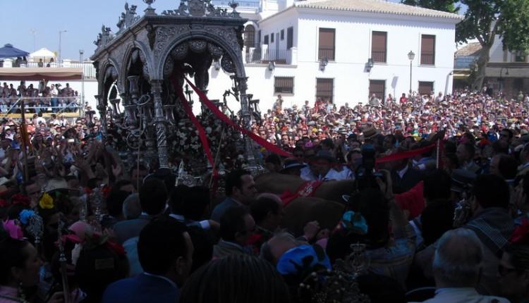 Presentación Hermandades: Villamanrique, Pilas, La Palma, Moguer y Sanlucar