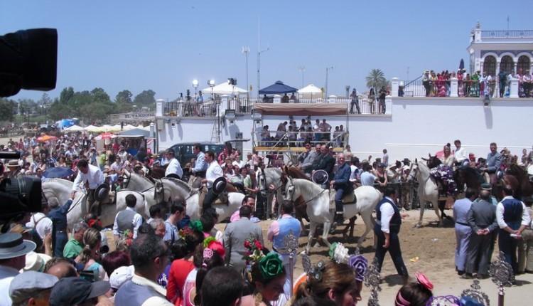 Presentación de Hermandades: Huelva Y Sanlucar la Mayor