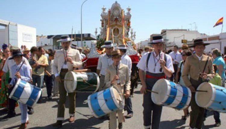 Hermandad de La Puebla – Reunión camino Rocio 2010