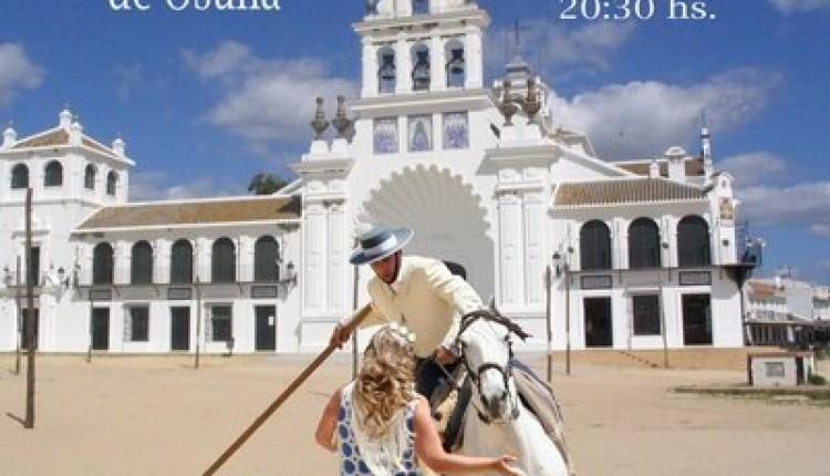 La Hermandad del Rocío de Osuna organiza una exhibición ecuestre en Osuna