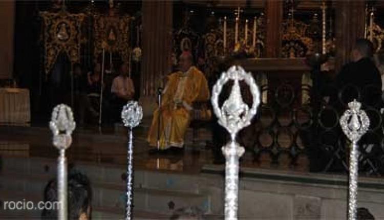 """Misa de inicio del """"Año Rociero"""" en la Catedral de Terrassa"""