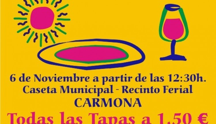 Hermandadde Carmona – V Feria de La Tapa