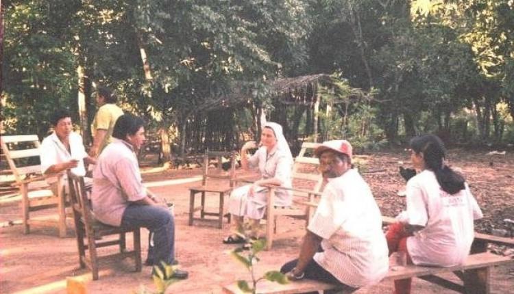 Ofrenda del Foro 2009 – INAUGURADO NUESTRO CENTRO DE ASISTENCIA EN BURITI – BRASIL