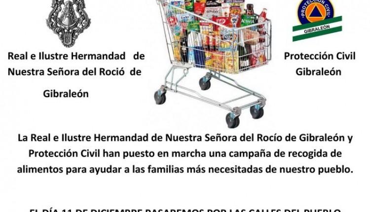 Hermandadde Gibraleón – Carro Solidario