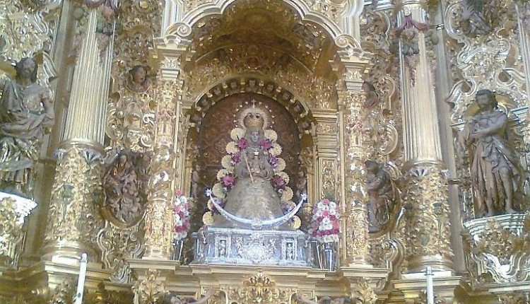 Ermita de el Rocío – Vigilia de la Inmaculada 2010