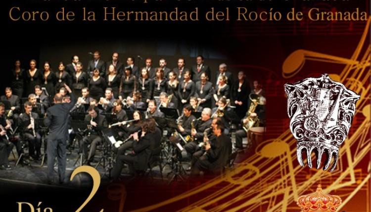 III Concierto de Semana Santa de Granada  a beneficio de la Hermandad de Ntra. Sra. del Rocío de Granada