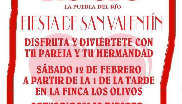 Hermandad del Rocio de La Puebla del Rio – Fiesta de San Valentín