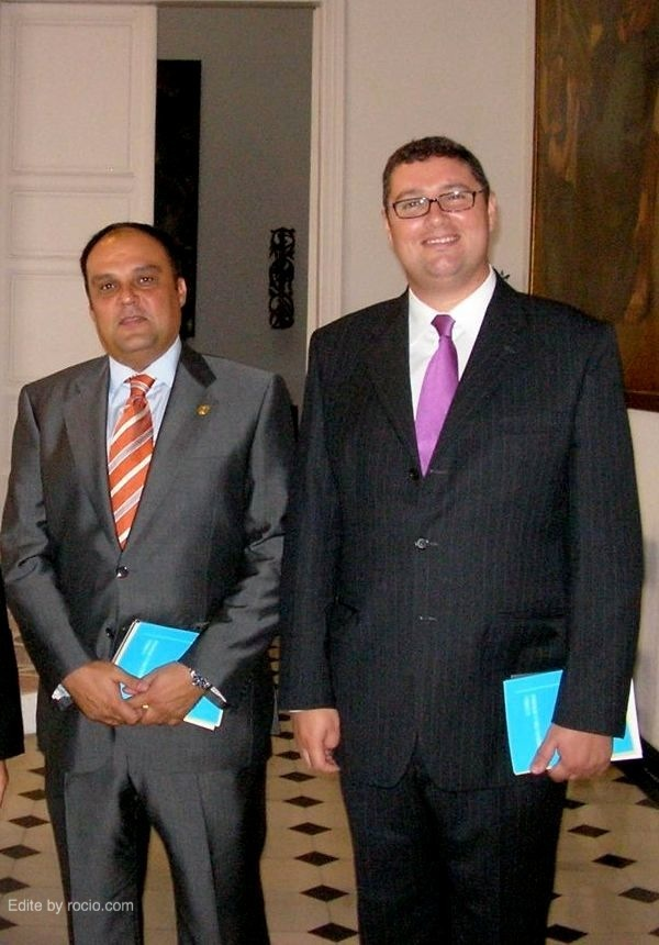 José Joaquín Gil y Juan Ignacio Reales Espina