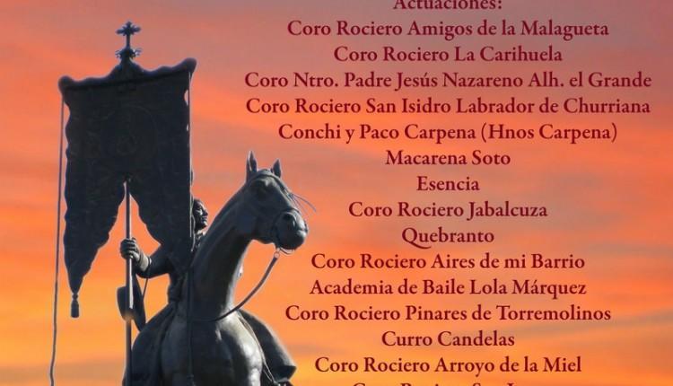 Asociación Ntra. Sra. del Rocío de Torremolinos – I RENGUE ANIVERSARIO