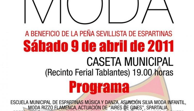 Hermandad de Espartinas – Colabora en GRAN PASE DE MODA