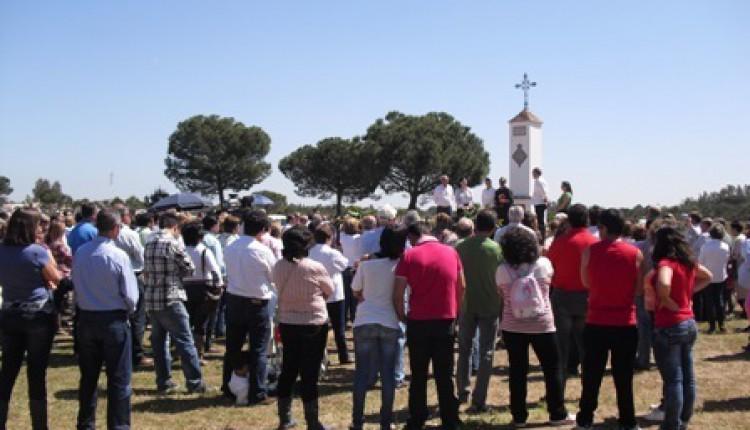 Hermandad de Moguer – Monumento de la Hermandad del Rocío