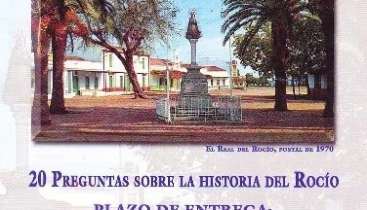 EL CENTRO DE ESTUDIOS ROCIEROS DE ALMONTE CONVOCA EL IX CUESTIONARIO ROCIERO