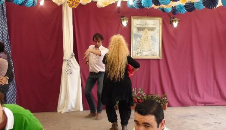 Hermandad de Valencia – Doble caseta en la Feria Andaluza de Valencia