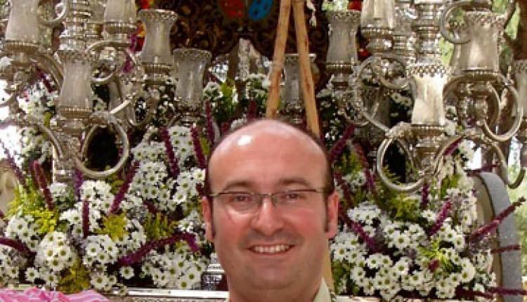 Hermandad de Dos Hermanas – Mariano Sánchez, hermano mayor de Gran Poder, pronuncia el domingo el Pregón del Rocío
