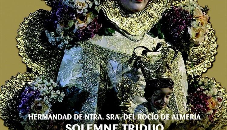 Hermandad de Almería – Solemne Triduo y Pregón