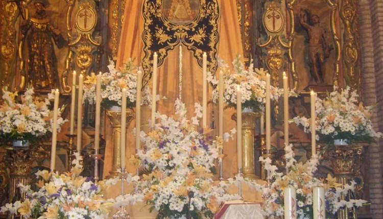 Hermandad de Hinojos – Solemnes Cultos en Honos deNtra. Sra. del Rocío