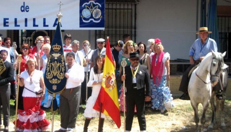 Hermandad de Melilla – Triduo y Pregón por Antonio Rodríguez Sánchez
