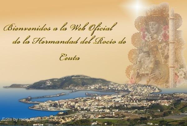 Web de la Hdad. de Ceuta