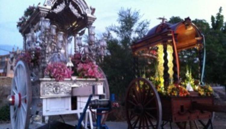 Hermandadde Almería – Pernocta en Guadix en nuestro primer día de camino
