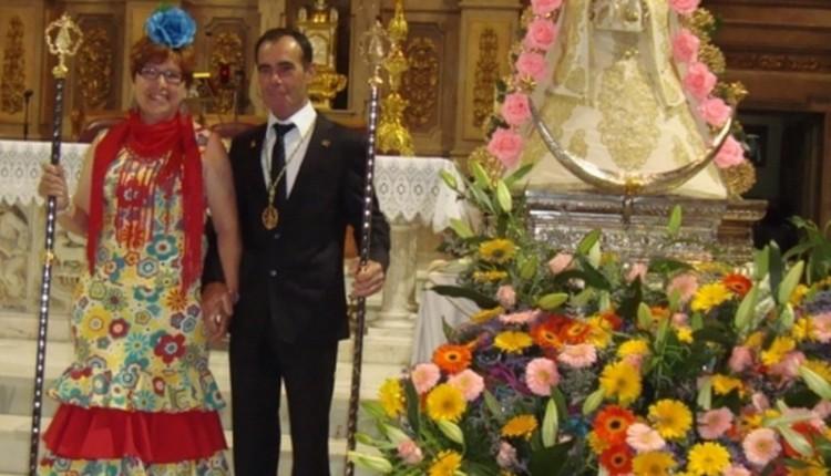 CASA ANDALUCIA BENICARLO – MISA ROCIERA, EN LA IGLESIA DE SAN BARTOLOME