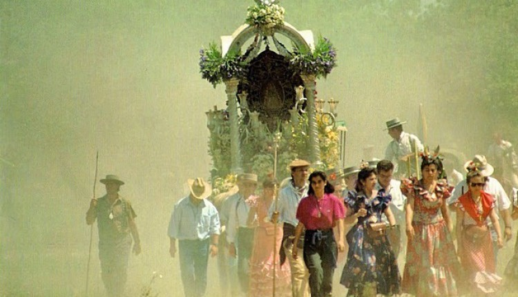Hermandad de Sanlúcar la Mayor – Peregrinación Extraordinaria 75 aniversario