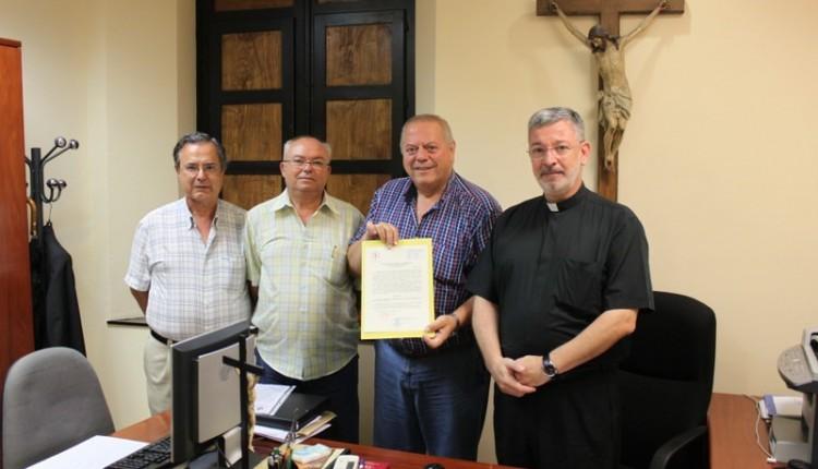 Agrupación Parroquial de Nuestra Señora del Rocío de Vélez-Málaga  – HERMANDAD DE NUESTRA SEÑORA DEL ROCÍO DE VÉLEZ-MÁLAGA
