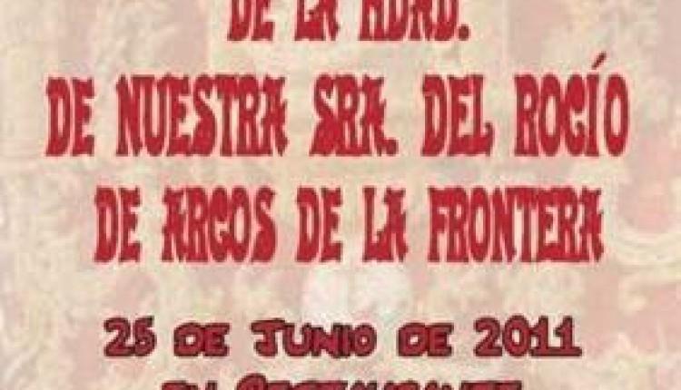La Hermandad del Rocío de Arcos celebra su XVº Cena Benéfica