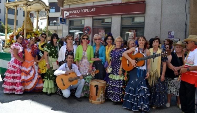 Azagra (Navarra) – Romería de la Virgen del Rocío