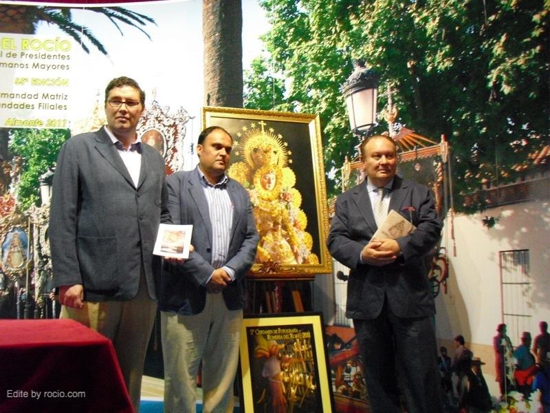 Juan Ignacio Reales, José Joaquín Gil y Manuel Ángel López Taillefert
