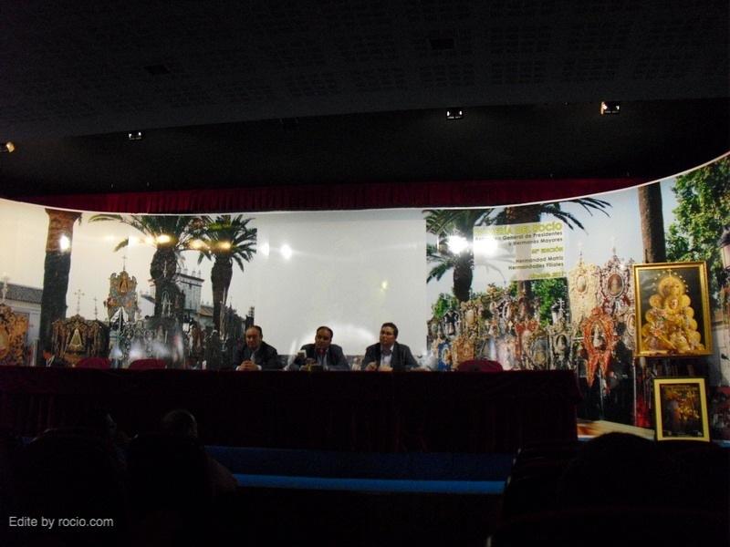 Mesa: Manuel Ángel López Taillefert, José Joaquín Gil y Juan Ignacio Reales