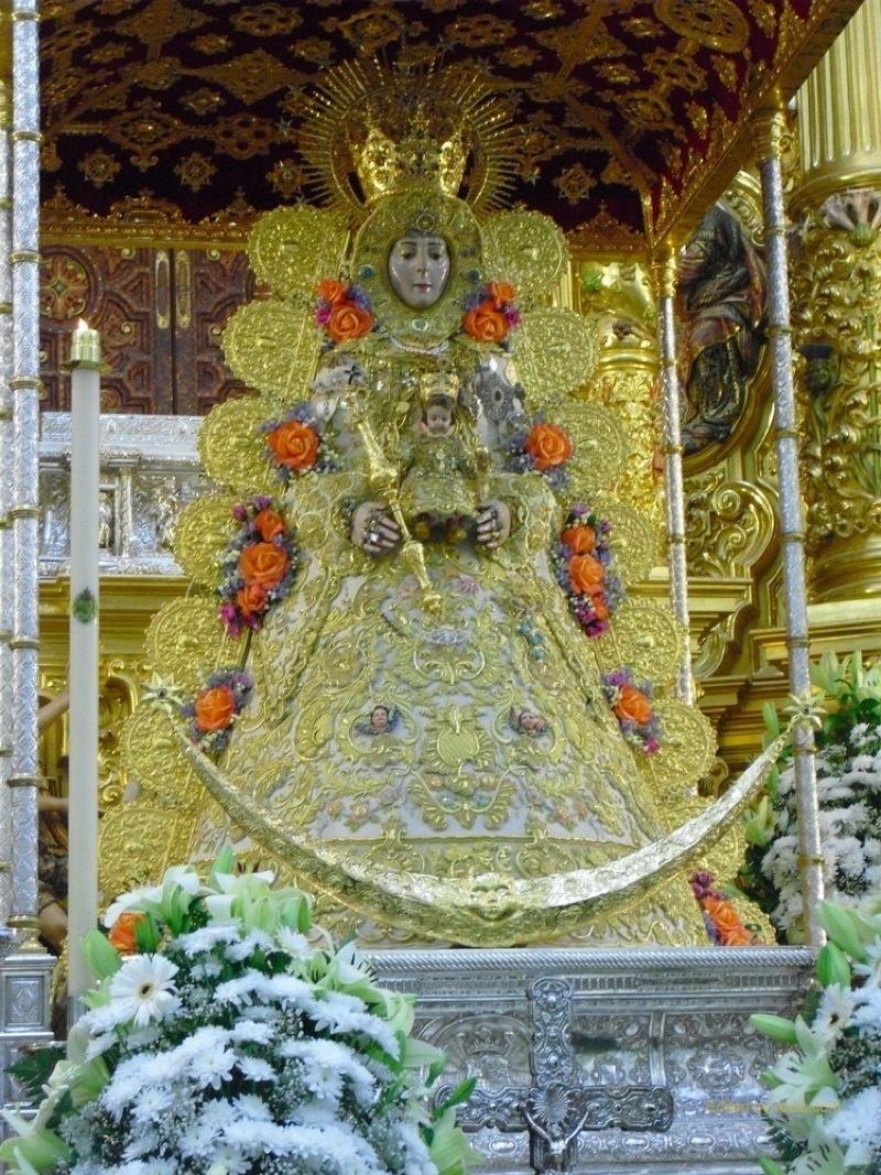 La Virgen, nuestra Madre