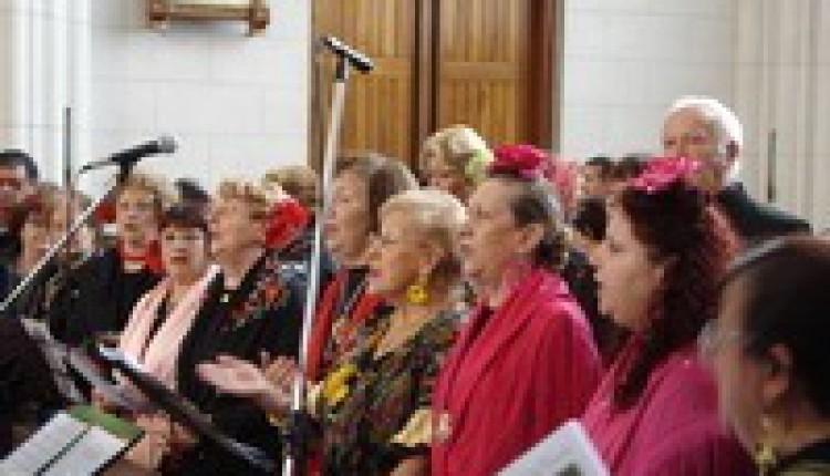 Rocío en Santos Lugares (Argentina) – 9ª Misa, Procesión y Romería de la Virgen del Rocío en Santos Lugares (12/06/11)