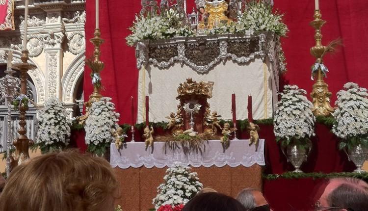Corpus 2011 en Sevilla