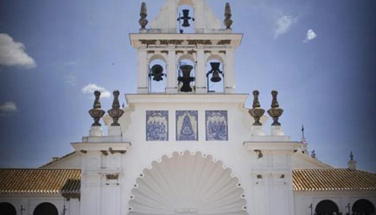 Hermandad de Huelva – Entrega por parte del Centro Penitenciario de Huelva de una maqueta del Santuario