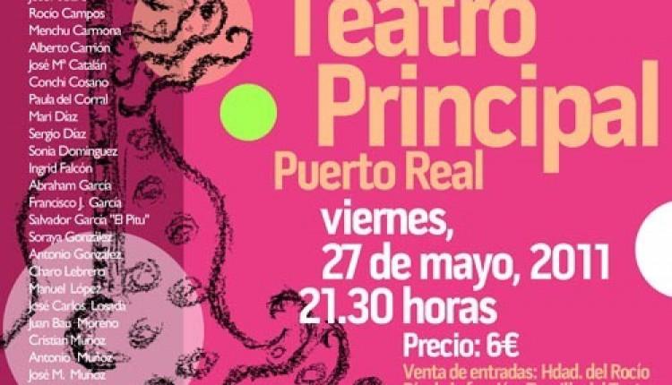Puerto Real –  El próximo viernes el espectáculo