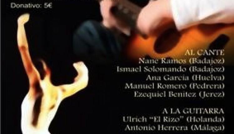 Hermandad de Arcos – Iº Festival Benéfico Flamenco