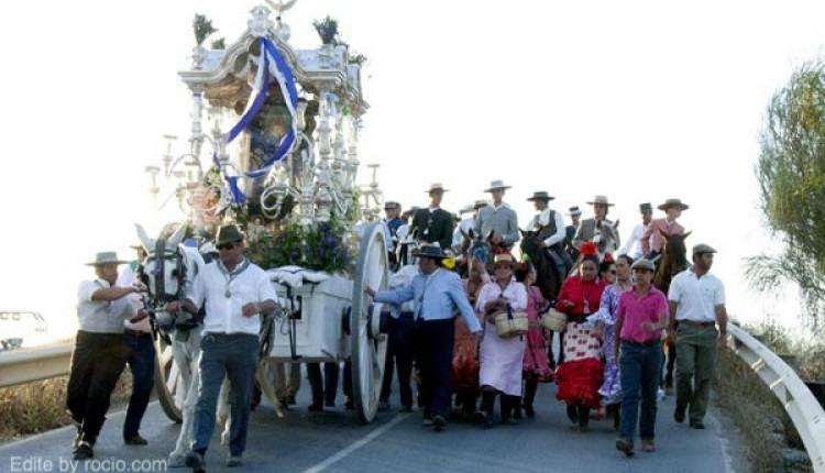 Hermandad de Lebrija – Concentración de Hermandades Rocieras del Bajo Guadalquivir