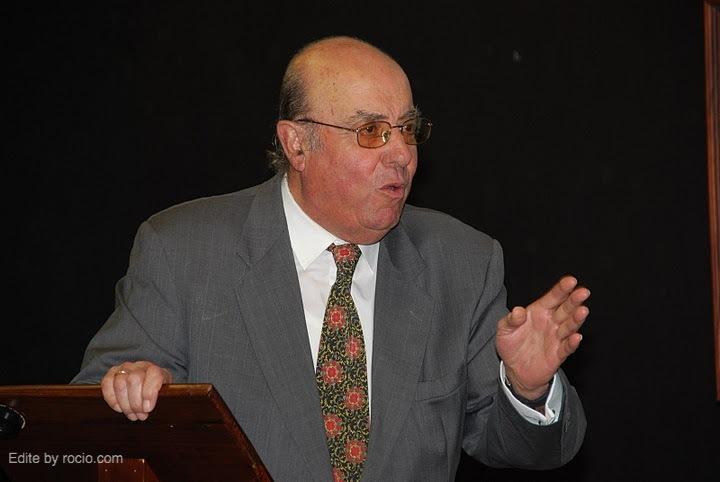 Miguel Angel Ruiz de Vargas, sobrino-nieto de Muñoz y Pabón