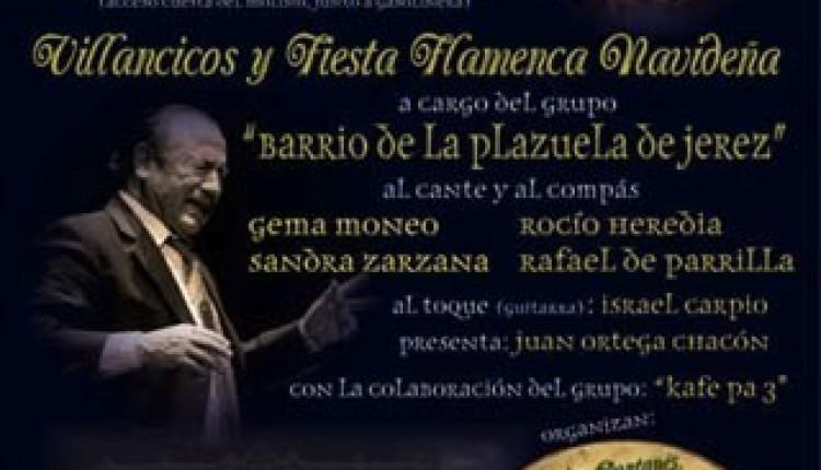 Hermandad de Puente Genil – Décima edición de la Zambombá Flamenca de Puente Genil