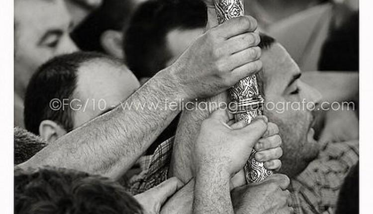 Peregrinaciones extraordinarias del martes 6 de diciembre de 2011