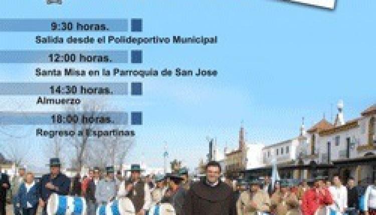 Hermandad de Espartinas – Visita a Montellano