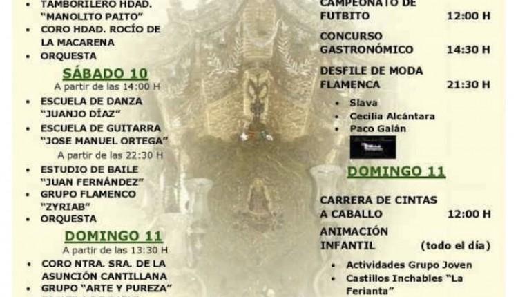 Hermandad de Mairena del Aljarafe – XIII Semana Cultural Rociera