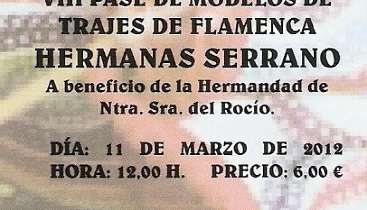 Hermandad de Dos Hermanas – VIII Pase de Trajes de Flamenca